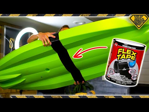 Does Flex Tape Fix Real Life