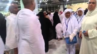 Makkah clock tower to the Kaabah - Umrah guide