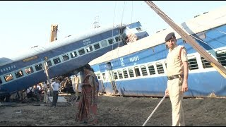 At Least 23 Killed after Train Derails in India