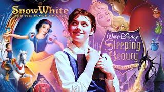 Snow White Vs Sleeping Beauty