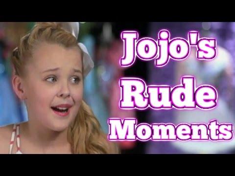 Dance Moms Jojo Siwa s RUDE Moments