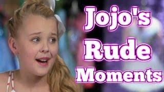 Dance Moms: Jojo Siwa's RUDE Moments