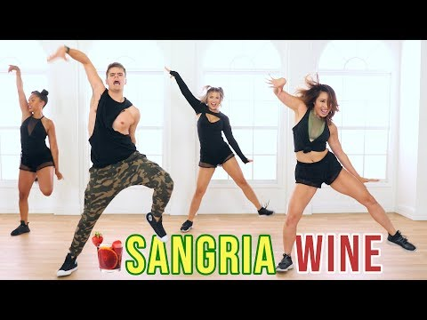 Sangria Wine - Camila Cabello x Pharrell Williams | Caleb Marshall x Blogilates | Dance Workout