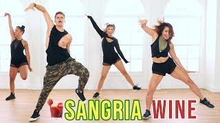 Sangria Wine - Camila Cabello x Pharrell Williams | Caleb Marshall x Blogilates | Dance Workout