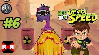 Ben 10: Up to Speed - Doctor Animo - Chapter 3 Boss Fight Gameplay Part 6