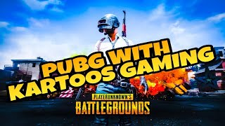 PUBG live lets play for chicken dinner😉🍗