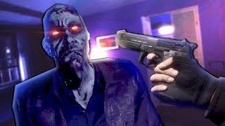САМЫЙ АТМОСФЕРНЫЙ ЗОМБИ ШУТЕР ДЛЯ ВИРТУАЛЬНОЙ РЕАЛЬНОСТИ! - Contagion VR: Outbreak - HTC Vive