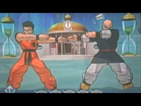 Dragonball Z Budokai 2 Fusions and Potaras