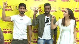 UNCUT Shahid Kapoor & Alia Bhatt's CRAZY Udta Punjab Promotions At Radio Mirchi