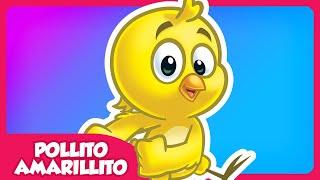 Pollito Amarillito - Gallina Pintadita 1 - Oficial - Canciones infantiles para niños y bebés