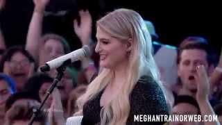 Meghan Trainor performs 'Dear Future Husband' on Jimmy Kimmel Live!
