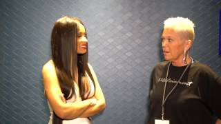 FABUtainment TV Interview With Cardi B