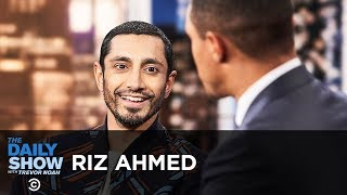 """Riz Ahmed - The Timeliness of """"Venom"""" & Creating Defiant Music 
