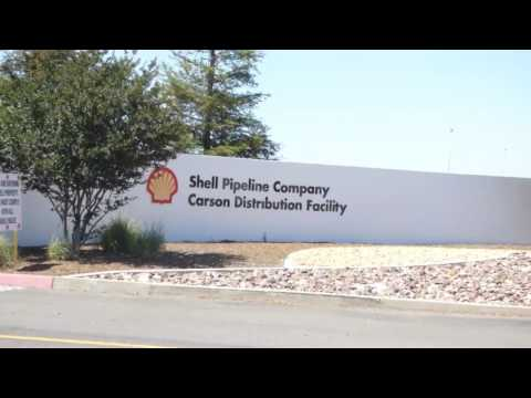 SHELL REFINERY: G4S AT IT AGAIN, COP SHOWS UP, 1st Amend Audit