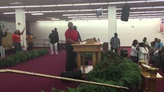 Pastor Anthony G. Maclin And The Sanctuary At Kingdom Square