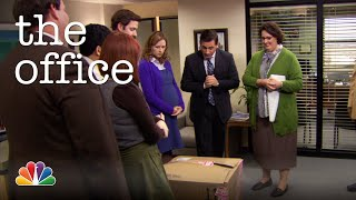Printer Unboxing - The Office
