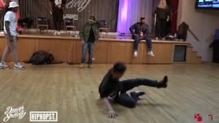 Ju-Manji , El Nino , Tata | Judge Showcase | Dance Society Vol 2 | BNC