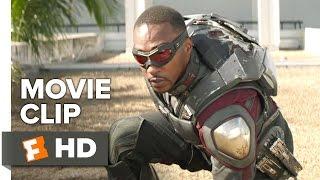 Captain America: Civil War Movie CLIP - Just Like We Practiced (2016) - Chris Evans Movie HD