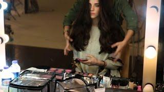Saç Tasarımı: Backstage Çekimi