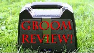 G-Boom Review - Best Bluetooth Speaker Under $100!