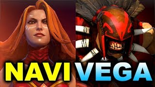NAVI vs VEGA - DreamLeague 8 - CIS DOTA 2