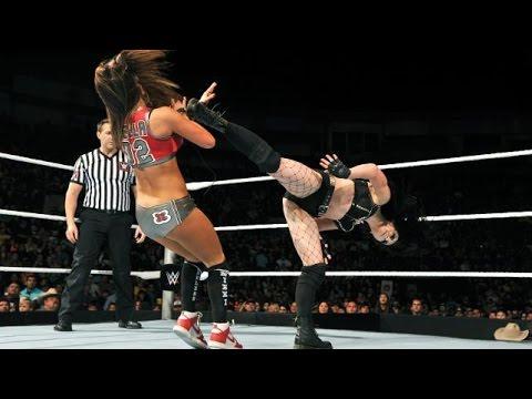 Xxx Mp4 WWE Main Event 01 06 15 Paige Vs Nikki Bella 720p 3gp Sex
