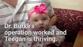 A heart surgeon saved a baby's life using Google Cardboard