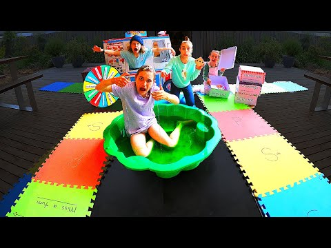 KIDS GIANT BOARD GAME Challenge for 1000