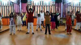 Tung Tung Baje Dance Performance | Kids Dance on Diljit Dosanjh songs | Choreography By Step2Step