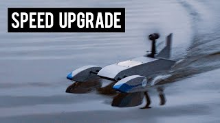 Airboat Hydroplane - Part 3 (POWER UPGRADE!)