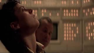 If Alien was an erotic movie (Spanish audio)