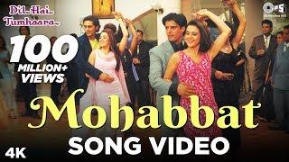 Mohabbat Dil Ka Sakoon Song Video- Dil Hai Tumhaara   Preity Zinta, Arjun Rampal, Jimmy & Mahima