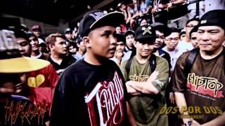 FlipTop - Shehyee/Smugglaz vs Stielo/JayTee @ Dos Por Dos Tournament
