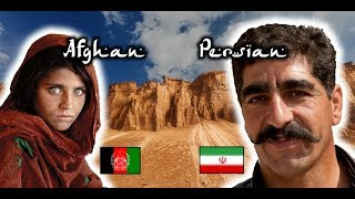 Are Modern Afghans and Iranians Related? Genetics of the Persian People