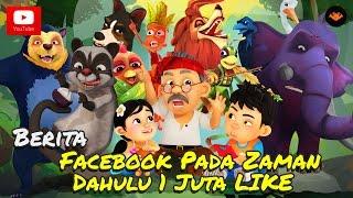 Berita EP71 : Facebook Pada Zaman Dahulu 1 Juta LIKE [HD]