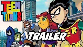 Teen Titans Season 6 Trailer Breakdown