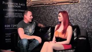 Jasmine X James interview on YouFactorTV