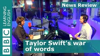 BBC News Review: Taylor Swift