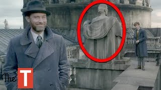 10 Theories About The Fantastic Beasts: The Crimes of Grindelwald