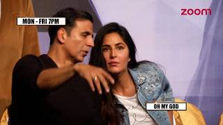 Akshay Kumar Praises Katrina Kaif At An Event   Bollywood News