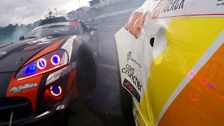 GoPro: The Chase of Inches - Best of Formula Drift 2015