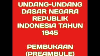 Pembukaan UUD 1945