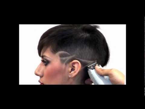 cortes de pelo de hombre video instructional en espanol Volumen 3 mo hawk blow out y diseno