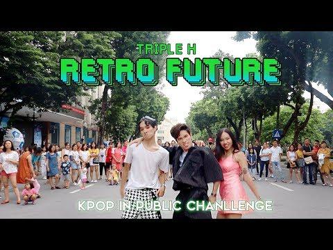 KPOP IN PUBLIC CHALLENGE  Triple H - RETRO FUTURE Dance Cover by Cli-max Crew(1theK dance contest)