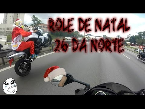 26 DA NORTE ROLE DE NATAL 2016 NOISERUIM CAUSANDOSEMPRE