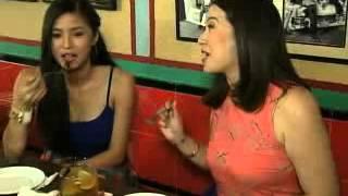 KrisTV Food Trip in Marikina with Kim Chiu