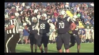 High School Football Lorain vs. Midview 8-25-17 Game 1