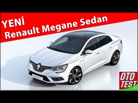 Yeni Renault Megane Sedan 2016 ilk tanıtım - haber videosu