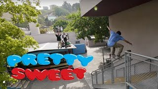 Pretty Sweet - Full Part - Eric Koston, Sean Malto, Alex Olsen, Jack Black - Girl /Chocolate [HD]