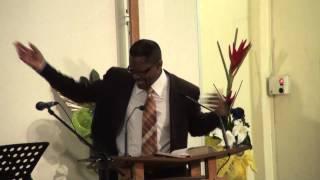 Prédication pasteur Samuel Saint-Élie - Les armes du chrétien